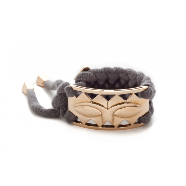 roeandroe wide eyes cuff